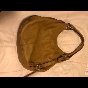 Merona brown shoulder bag